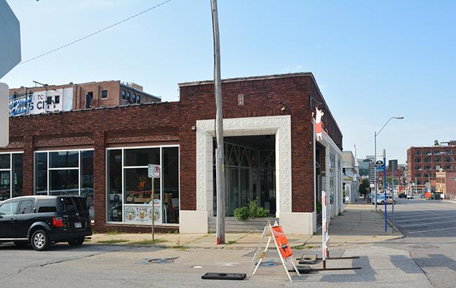 The Cellar Rat, 1701 Baltimore Ave., Kansas City, Mo.
