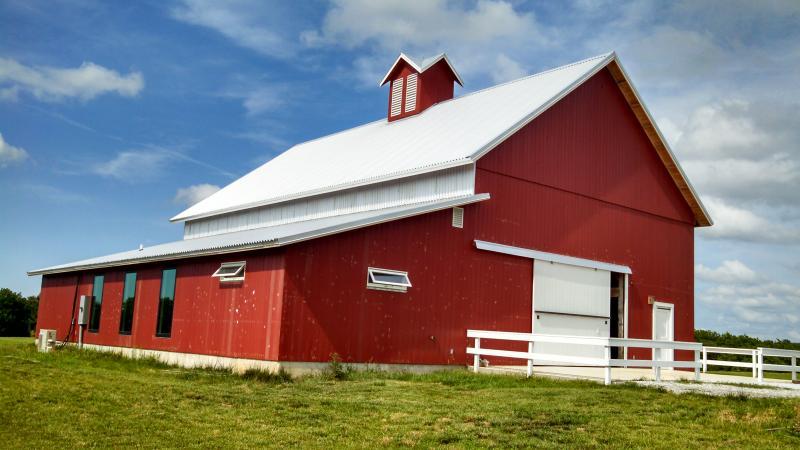 Kill Creek Farm in De Soto, Kan.