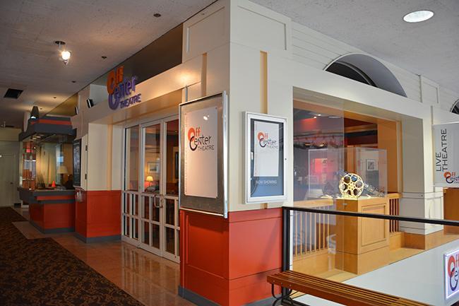 Off Center Theatre, third level of Crown Center, 2405 Grand Boulevard, Kansas City, Mo.
