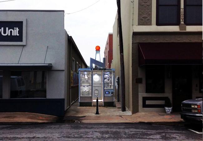 Randy Regier, Wichita, Kan. 'NuPenny's Last Stand' (2014).