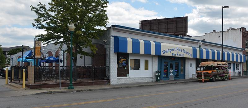Westport Flea Market, 817 Westport Road, Kansas City, Mo.