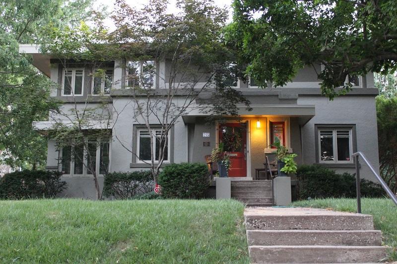Kansas city house styles