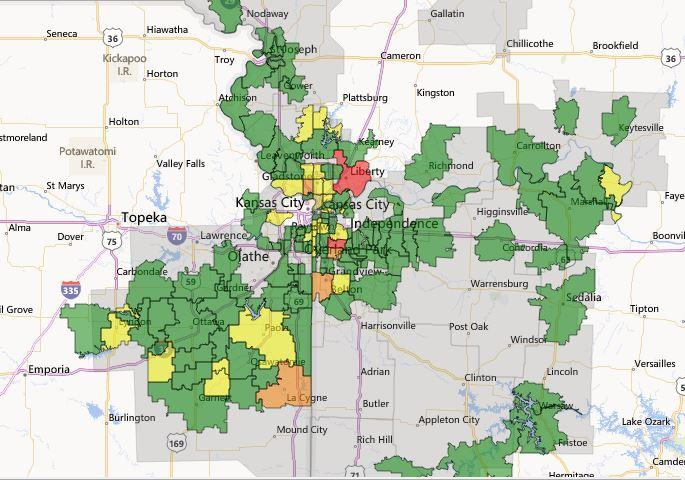 Thousands Still Without Power Across Kansas City Metro Kcur