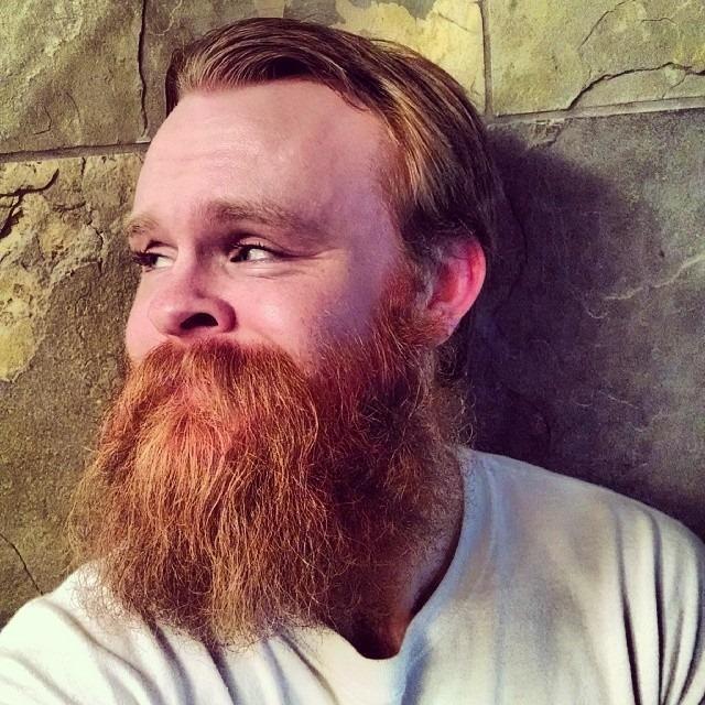 Awe Inspiring Photos The Long And Short Of Kansas City Beards Kcur Hairstyle Inspiration Daily Dogsangcom