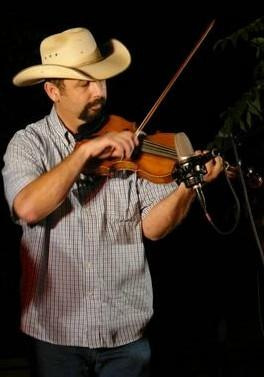 Junior Marriot has won first place at the Missouri State Fair Fiddling Championships for over 10 years.
