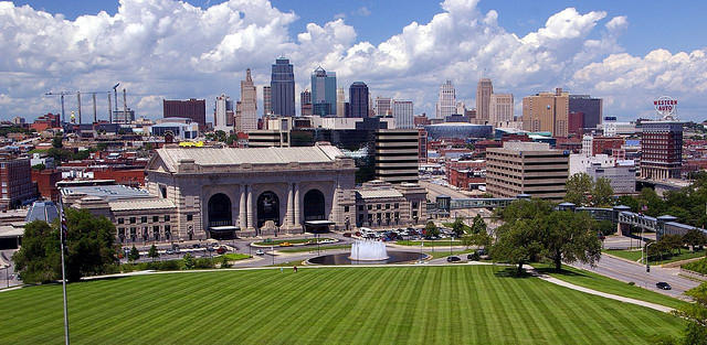 Kansas City is the most up-and-coming city in the country, according to the Huffington Post.