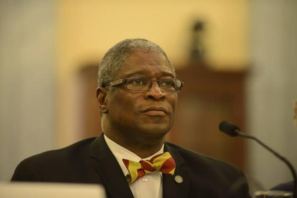 Kansas City, Missouri Mayor Sly James announced a petition initiative Tuesday to make preschool education more affordable in Kansas City.
