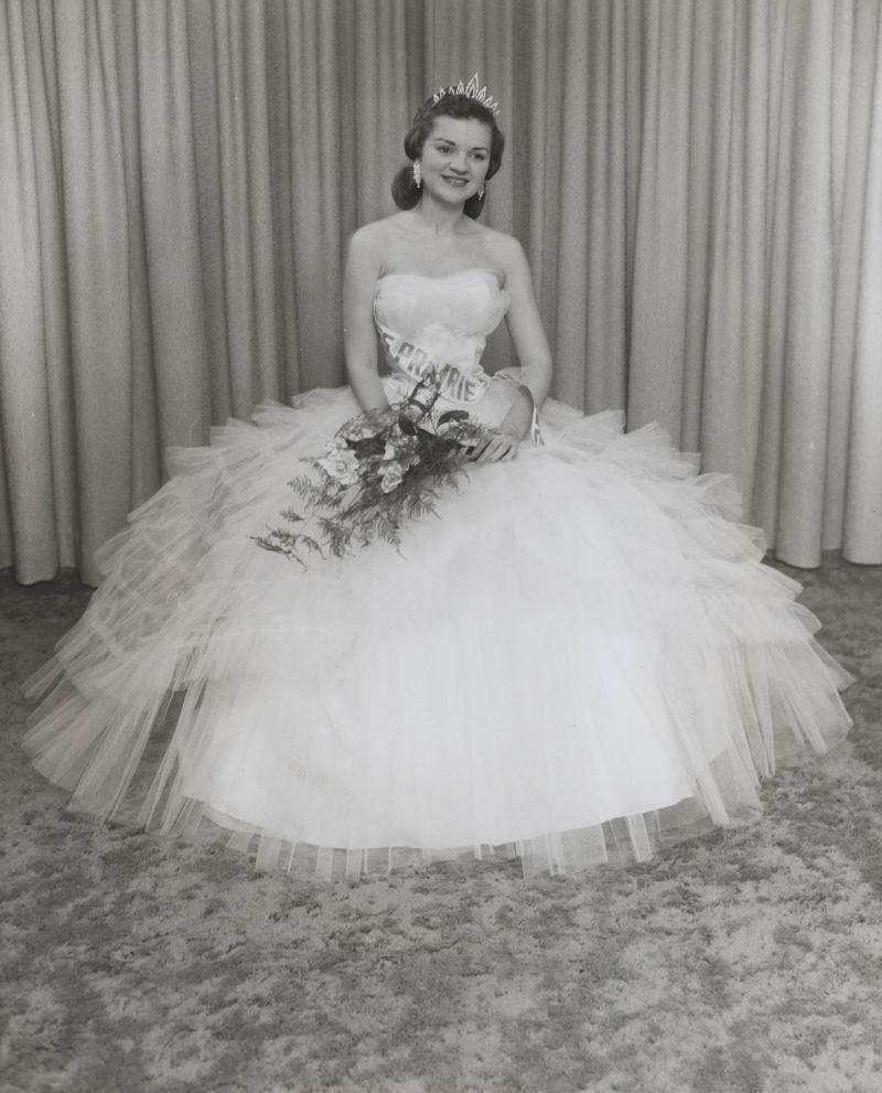 Carol Barta worked as the Fairy Princess in 1956. She is now the oldest living Fairy Princess.