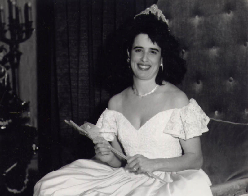 Fairy Princess Antoinette (Vigliaturo) Ishmael in 1993.