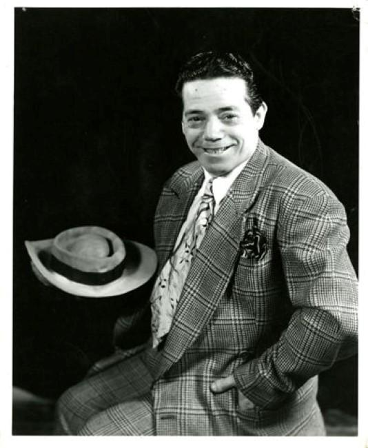 Billboard magazine in 1948 called Jimmy Pinto the 'Assassin of the King's English.'