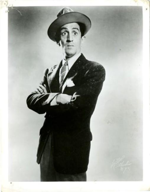 Comic Sid Nadell appeared at the Folly in 1955 in something called the 'Powder Puff Revue.'