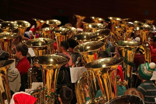 Once Again, The Kansas City Symphony Lets Tubas Take Over ...