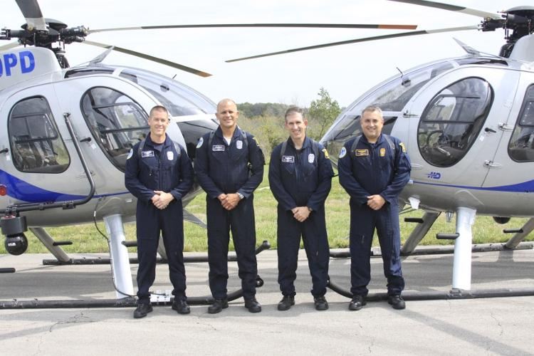Kansas City Police Helicopters
