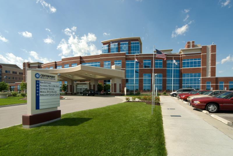 Centerpoint Medical Center was one of seven Kansas City-area hospitals to receive an A grade in a recent report on patient safety.