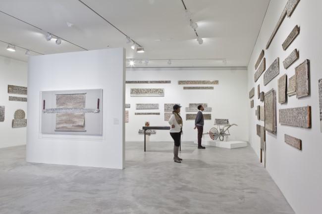 'Jesse Howard: Thy Kingdom Come,' installation view.