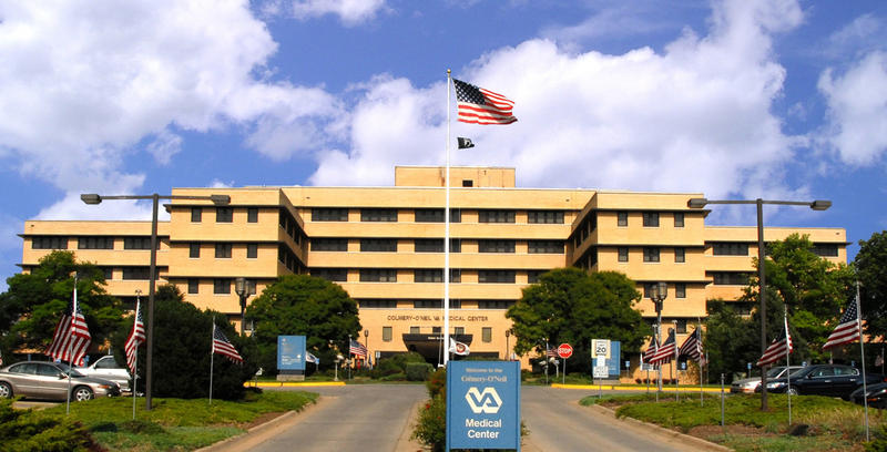 VA Secretary Robert McDonald says he's working to restore Topeka's Colmery-O'Neil VA Medical Center's physician staffing to a level that will allow it to reopen its emergency department.