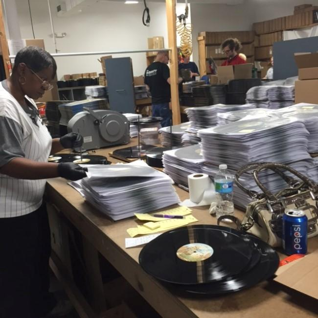 How Salina, Kansas, Became A Center Of The Vinyl Record