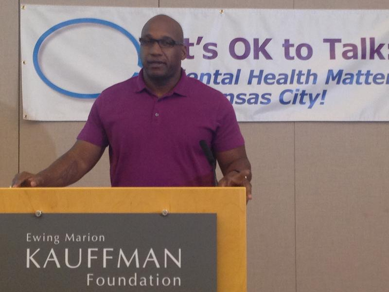 Former Kansas City Chiefs linebacker Anthony Davis told mental health professionals on Wednesday that he was diagnosed with clinical depression after he finally sought help.