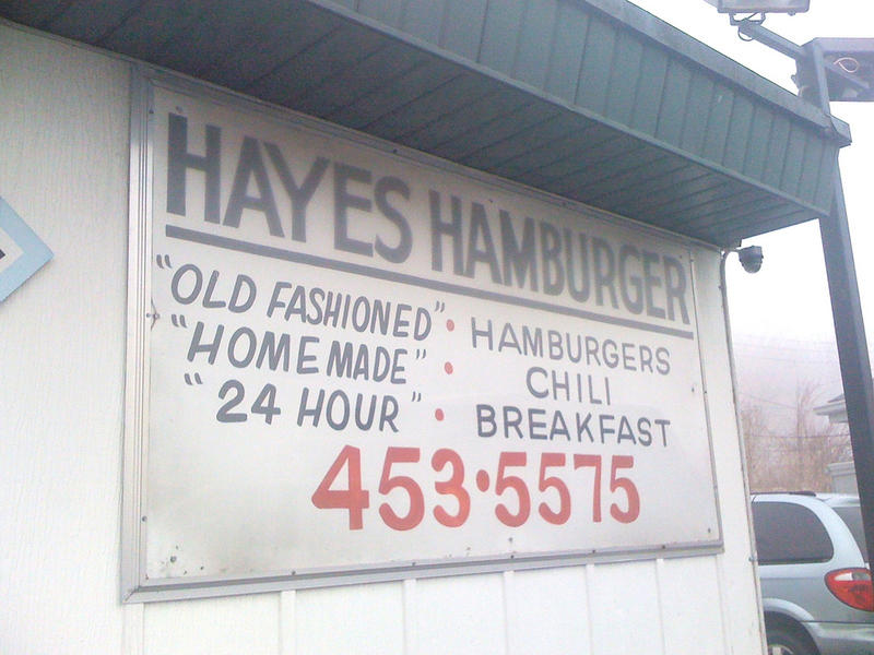 Hayes Hamburger & Chili in the Northland has the best chili in Kansas City, according to food critic Charles Ferruzza.