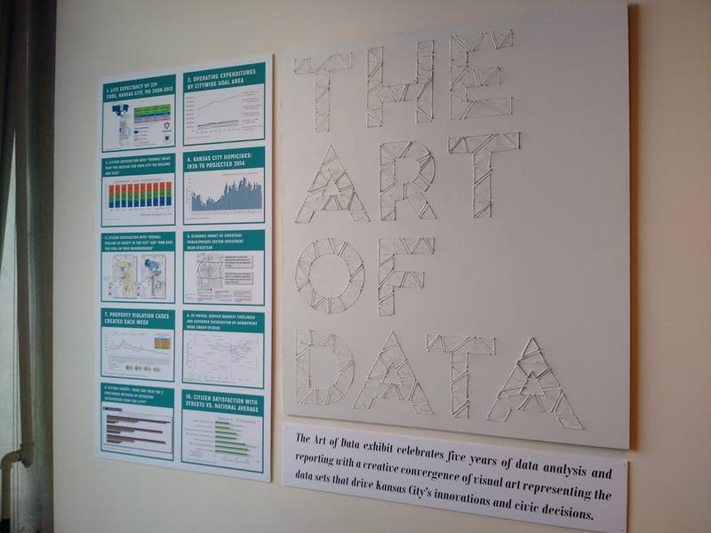 The Art of Data is an attempt to take data that inform policy decisions and turn them into art.