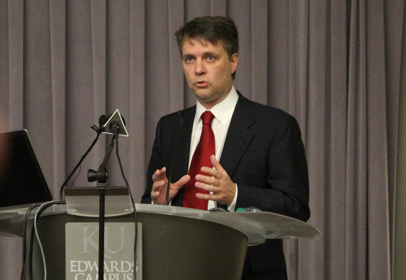 Lt. Gov. Jeff Colyer could become governor if Sam Brownback leaves the state to take a United Nations post. Despite his years in Kansas politics, Colyer remains a blank political canvas to many in the Statehouse.