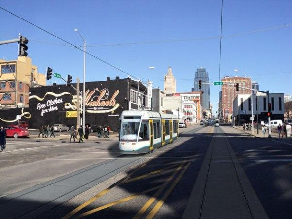 The two candidates running for Kansas City's 2nd District At-large city council seat had opposing views on how to finance streetcar expansion.