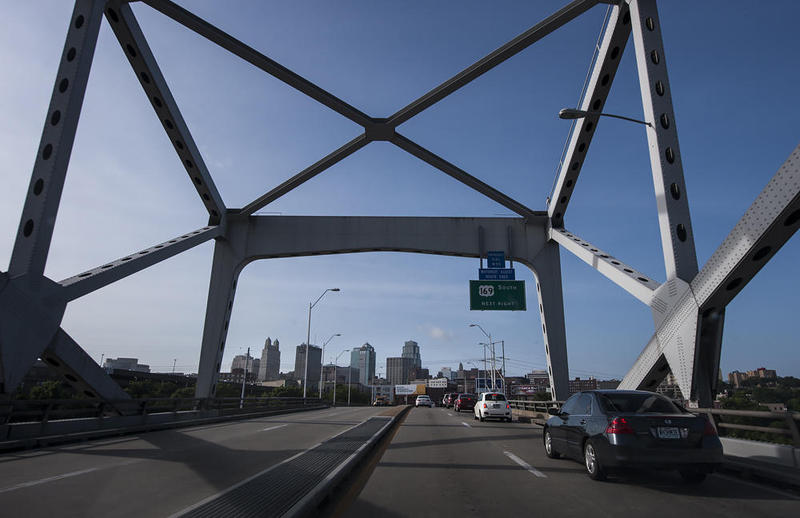 The Buck O'Neil Bridge, built in the 1950's is nearing the end of its useful life — but MoDOT doesn't have the money to replace it. Now Kansas City has to decide what do do about the bridge, which thousands of Kansas Citians use for their daily commute.
