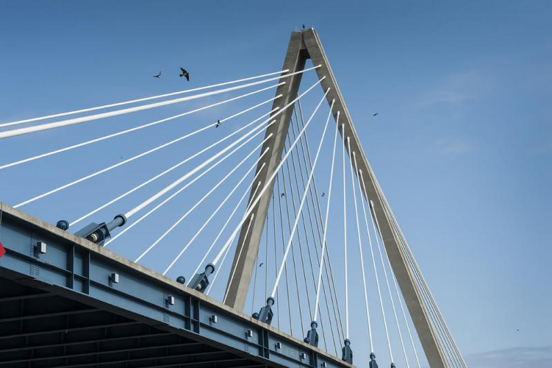 The Christopher Bond Bridge has become an icon of life north of the Missouri River, the subject of KCUR's Tumblr site called Northland Exposure.