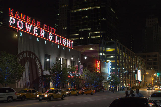 Kansas City Power And Light District Gallery