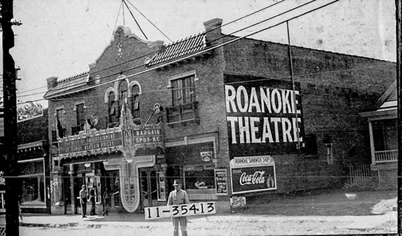 Many neighborhoods supported local movie theaters, including this one on West 39th Street, author Mary Jo Draper writes in her book, 'Kansas City's Midtown Neighborhoods.'