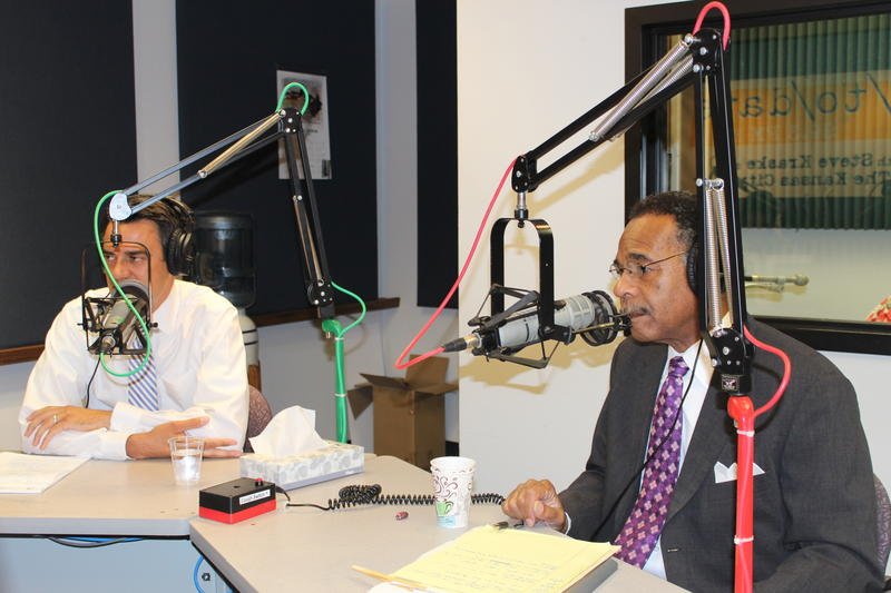 U.S. Representatives Kevin Yoder and Emanuel Cleaver joined Steve Kraske on 'Up To Date' to discuss the biggest issues facing Congress right now.