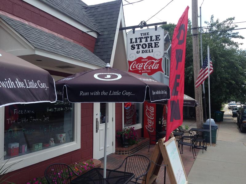 The Historic Little And Cafe Is Located At 2107 Knox St In North Kansas City