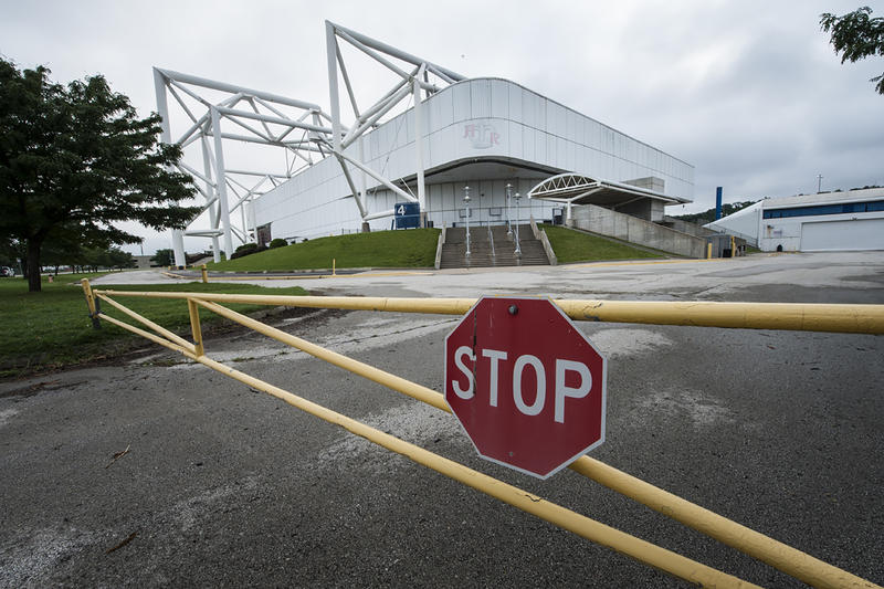Kemper Arena opened in 1974 and once served as the city's primary indoor event space.