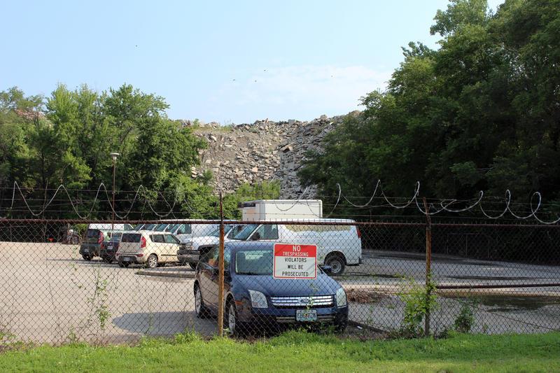 Site of Harlem's elementary school