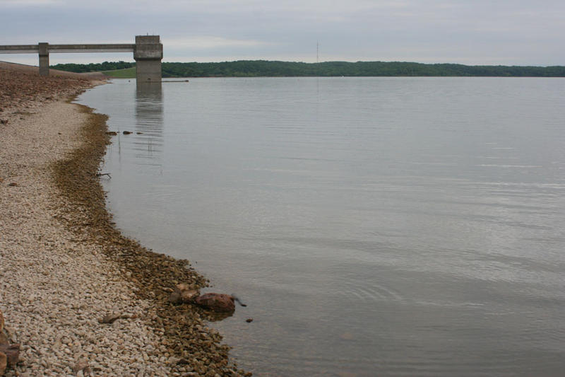Reservoirs such as Clinton Lake help supply water to people living in eastern Kansas. Recent rains and resulting sedimentation pose a threat to that water supply.