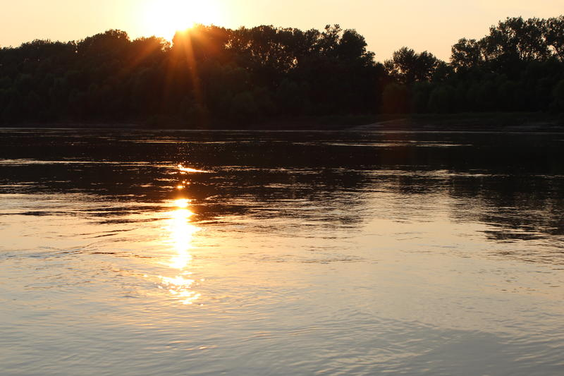 The Missouri River has a profound beauty and teaches us about our history as a community.