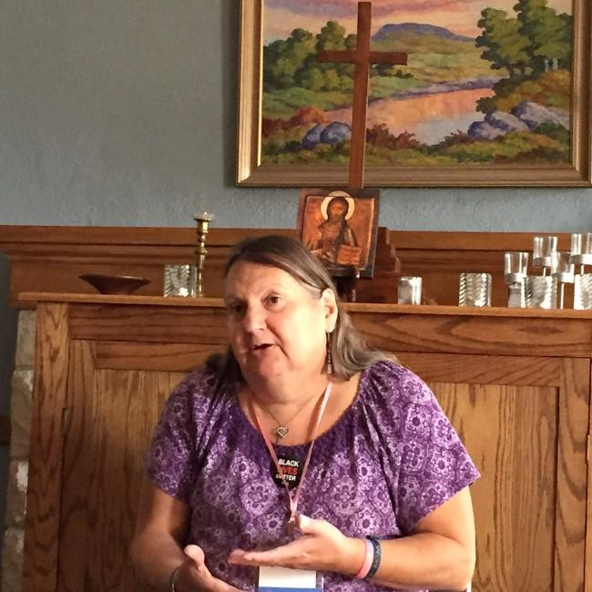 Stephanie Mott is executive director of the Kansas Statewide Transgender Education Project