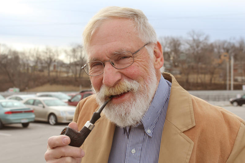 Longtime Kansas City newsman Dan Verbeck, who retired as a reporter from KCUR in 2014, has lived north of the Missouri River for roughly 40 years.