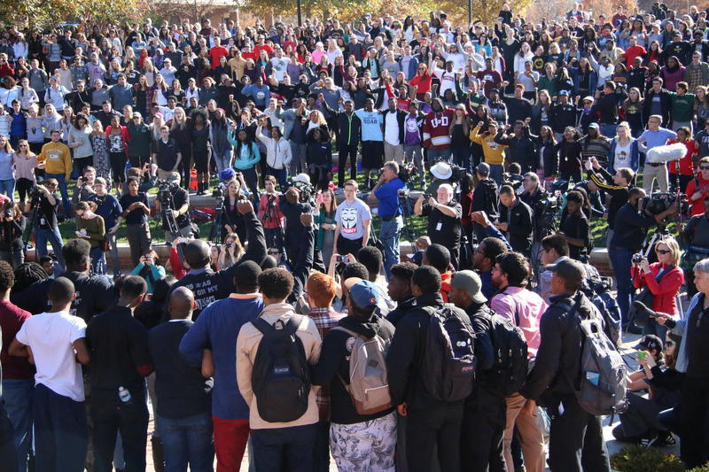 Protests on the University of Missouri-Columbia campus this month led to the resignation of UM System President Tim Wolfe, who student activists accused of ignoring concerns about racism on campus.