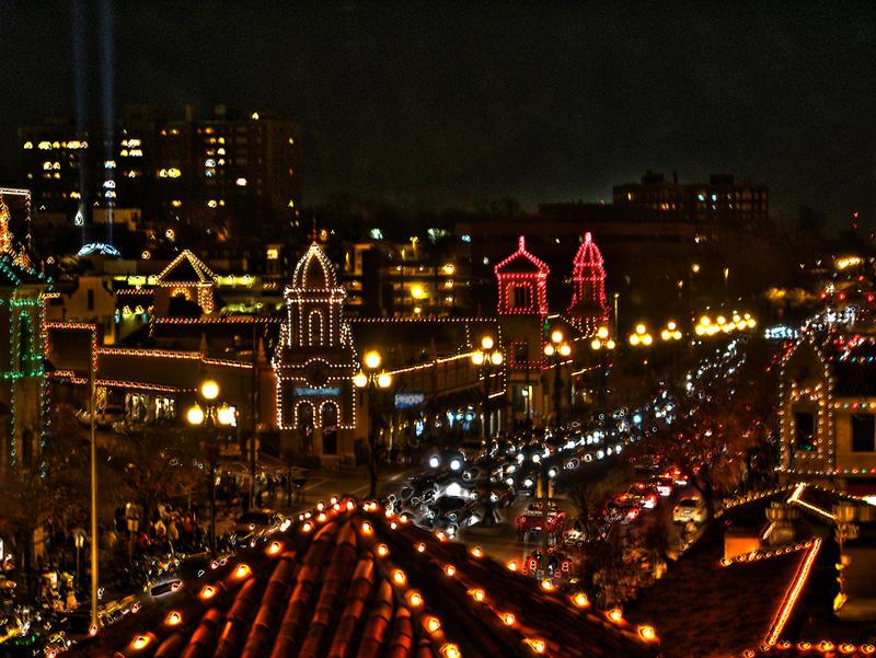 david dehetre flickr - Christmas Lights In Kansas City