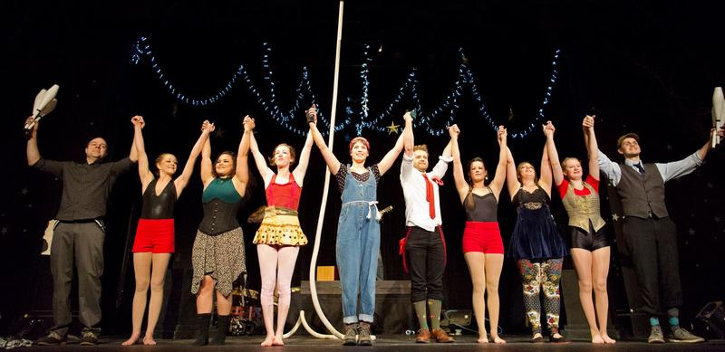 Moondrop Circus celebrates Community Circus Week with a weekend of performances.