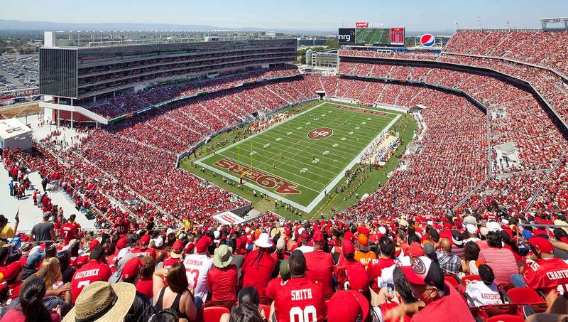Although the Kansas City Chiefs didn't make it to Super Bowl 50, Kansas City will be represented on Sunday.