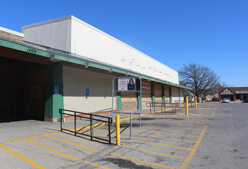Kroger, parent company of Dillons, recently closed a store in central Topeka. The closure means local residents must travel farther to buy fresh produce and other food.