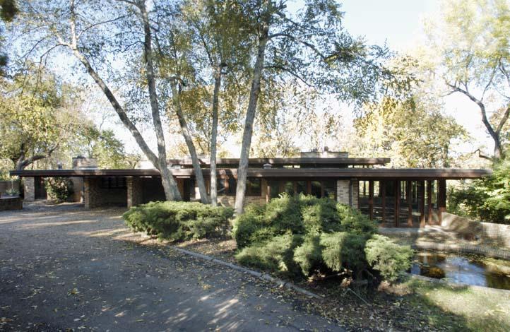 7 Frank Lloyd Wright Buildings In Kansas And Missouri