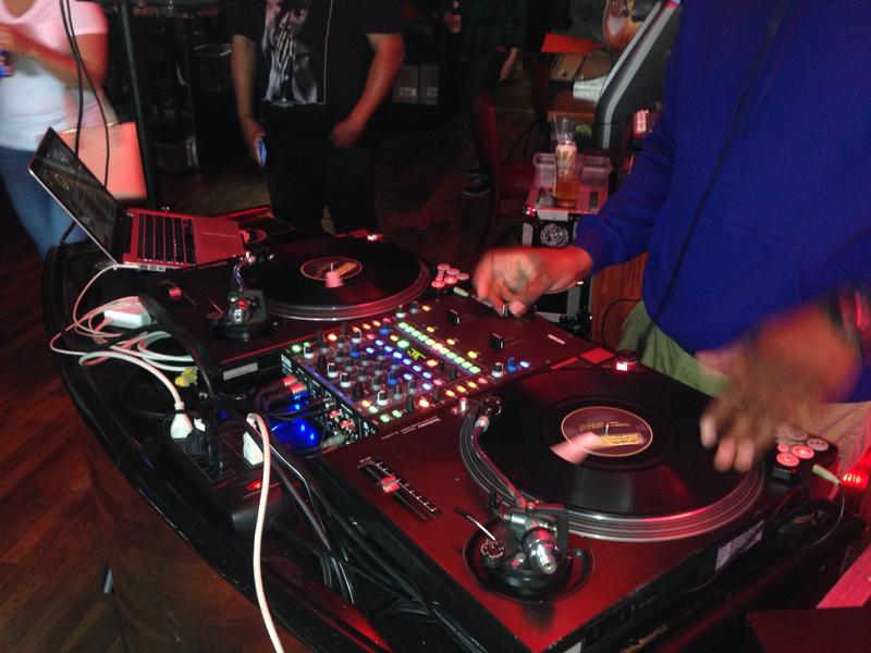 DJ Joc Max is one of the founders of Soulful Sundays, a monthly, family-friendly party in the Volker neighborhood.