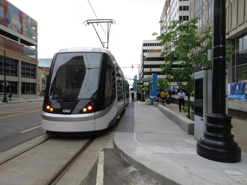 It's taken five years, but Kansas City's downtown streetcar line is nearing its public opening on May 6.