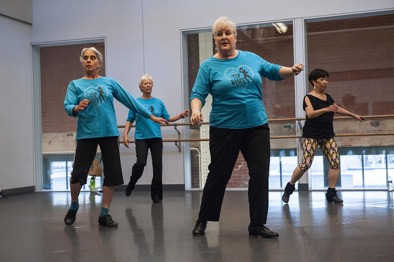 Members of The Billie Mahoney Dance Troupe say they share a special bond.