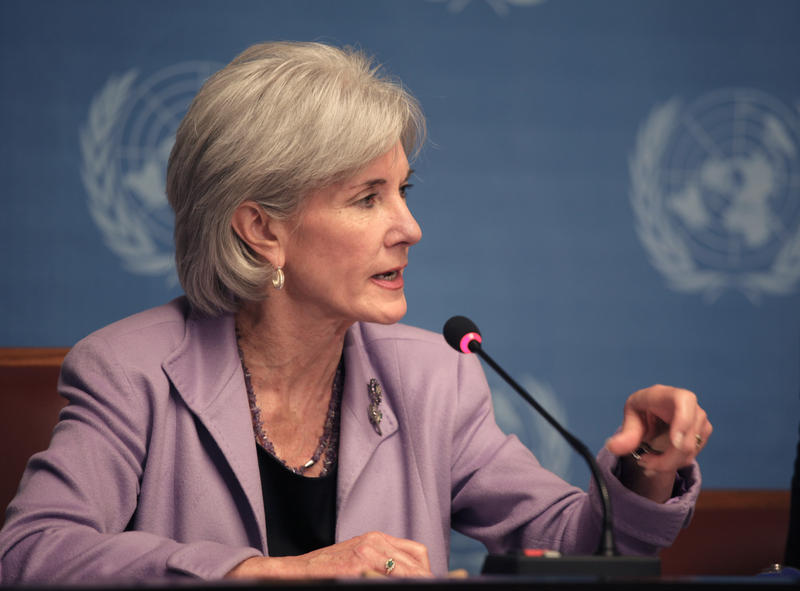 Kathleen Sebelius, former secretary of the U.S. Department of Health and Human Services, says the Affordable Care Act would be working better if Republicans would stop undermining it.