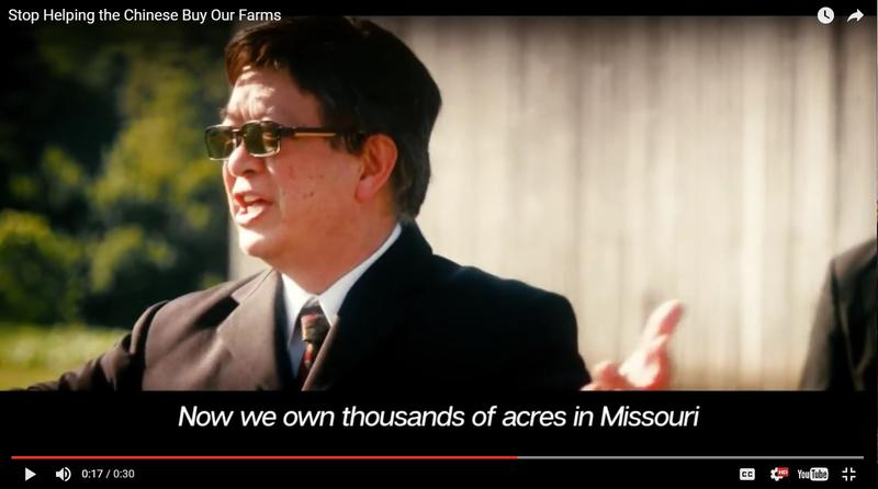 A television ad paid for by the group Tea Party Patriots has been denounced by several Asian American groups.