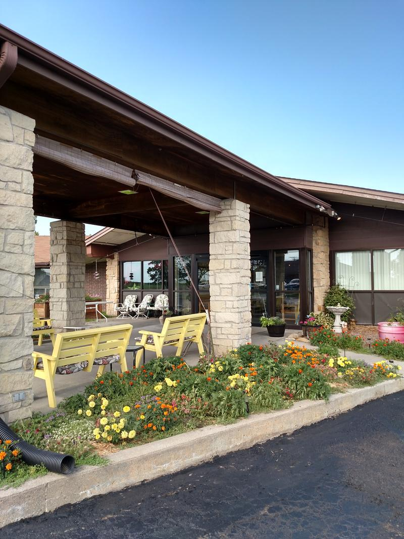 At Mission Village Living Center in Holton, CEO Patricia Raasch wondered why the facility had not received advance payments for residents whose Medicaid applications were caught in a state processing backlog.